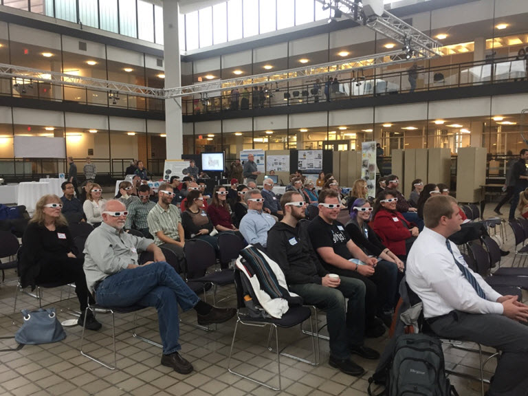 University of Minnesota GIS Day 2015
